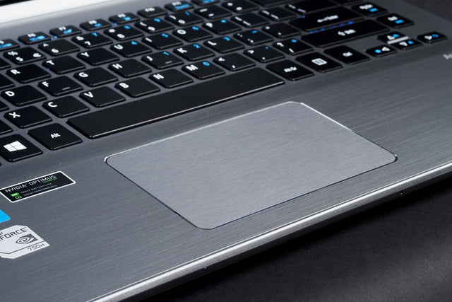 Acer Aspire V7 482PG 9884 trackpad