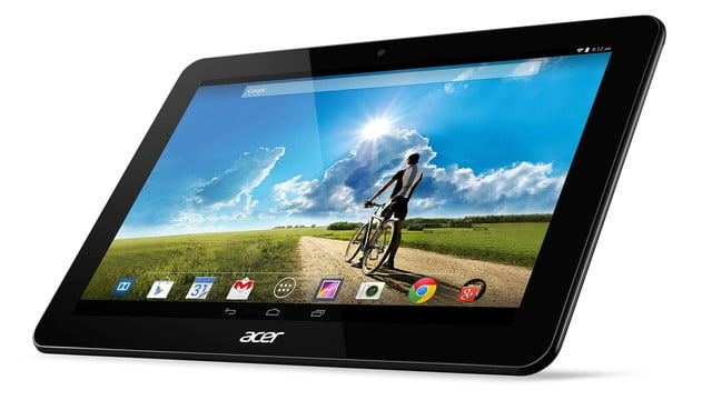 embargo 93 620am et acer goes tablet crazy ifa 2014 iconia tab 8 w 10 one left front angled grey press image