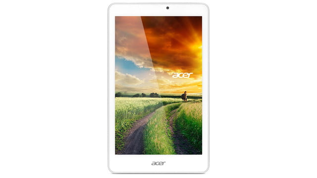 embargo 93 620am et acer goes tablet crazy ifa 2014 iconia tab 8 w 10 one upright front press image