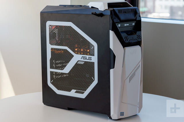 Asus Rog Strix Gd30ci Review Gaming Desktop Digital Trends