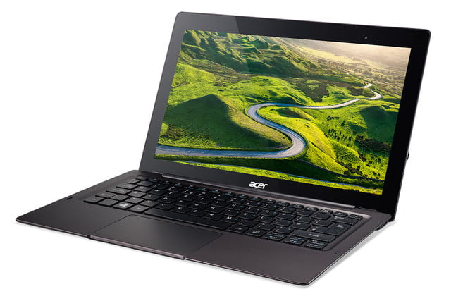 acer computing announce ces 2016 switch 12 s sw7 272 front angle left