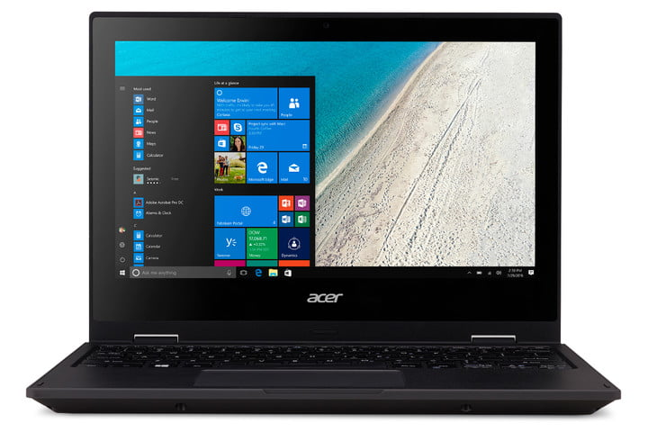 acer introduces travelmate spin b1 for education b118 01