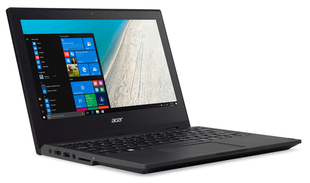 acer introduces travelmate spin b1 windows 10 s convertible b118 04