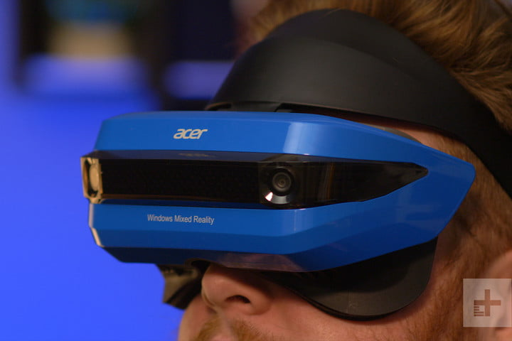 Acer Windows Mixed Reality Headset Review