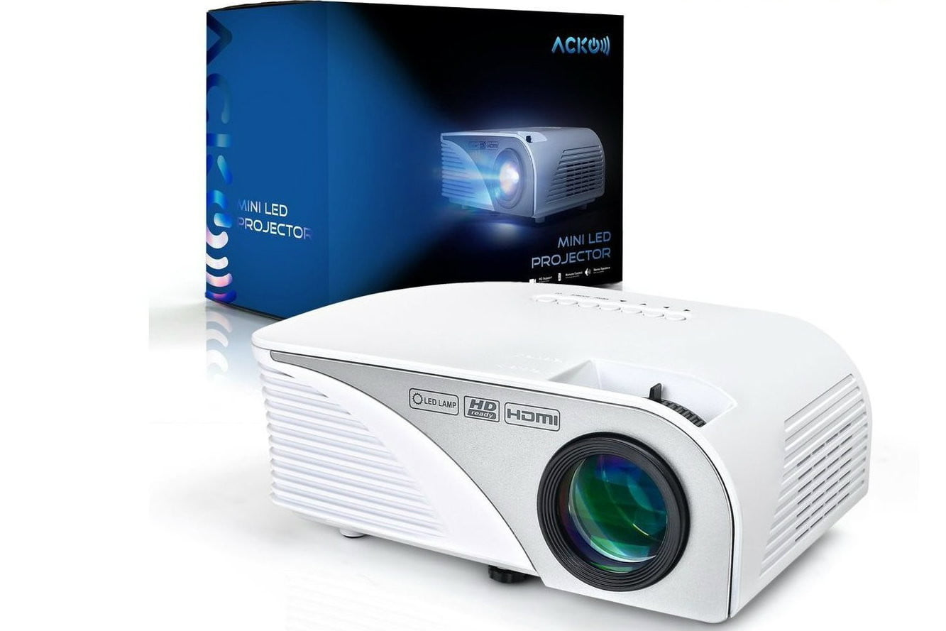 Great deal these are our three favorite amazon tech for Mini portable video projector