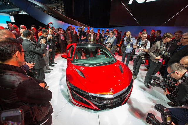 2016 acura nsx official specs pictures and performance reveal das2015 011