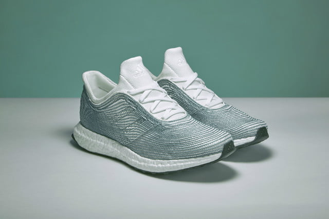 edd3ed180 Adidas shoes made of ocean garbage plastic are on sale soon ...