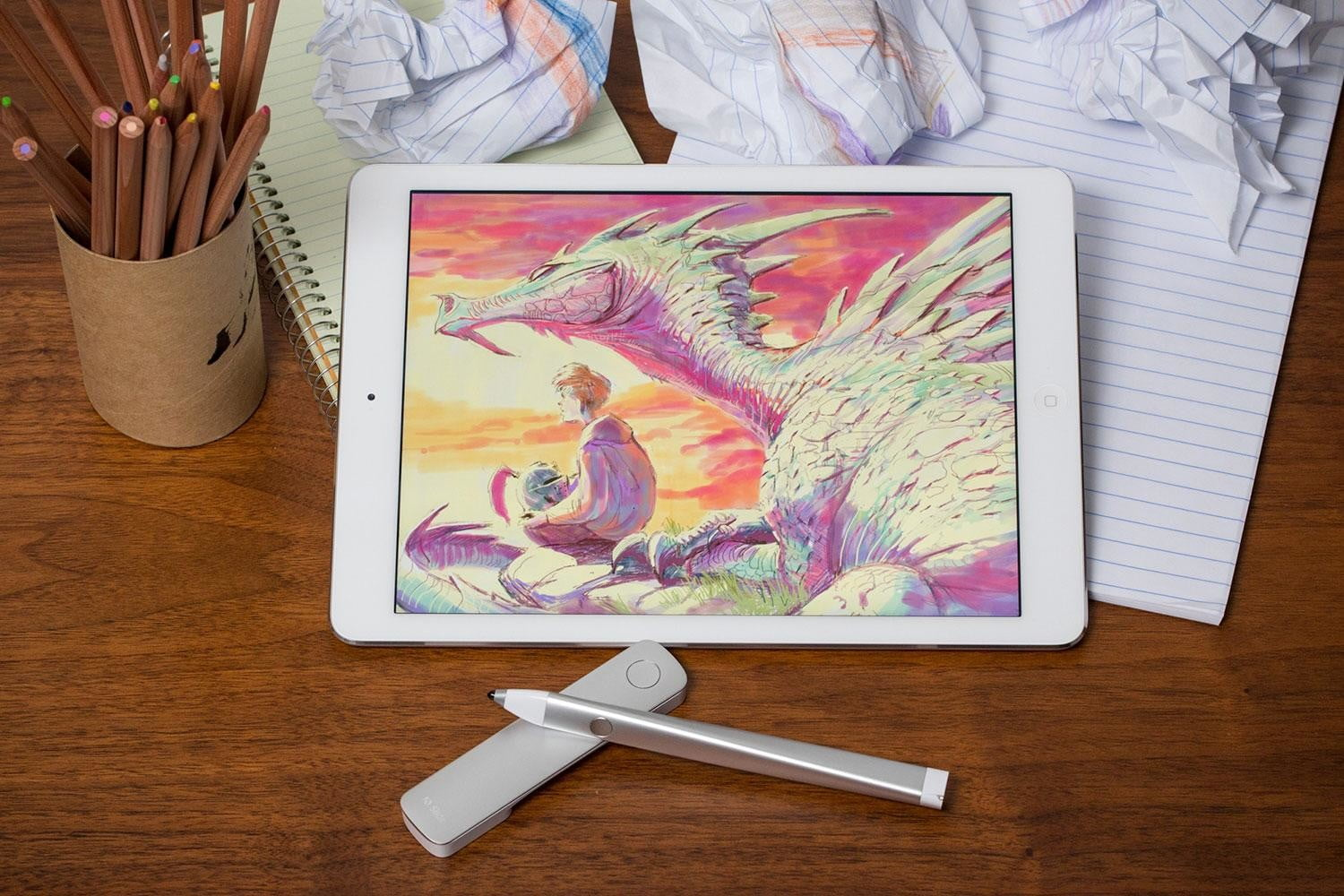 The best stylus for note takers and artists