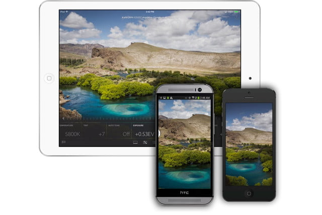 adobe lightroom mobiles photo editing tools now available android 3