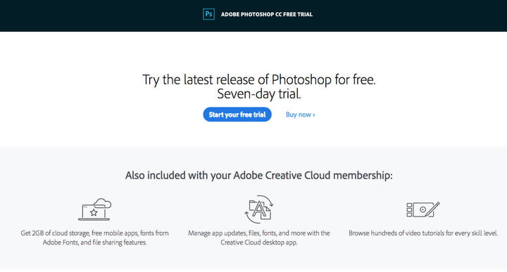 How to Get Photoshop for Free | Digital Trends