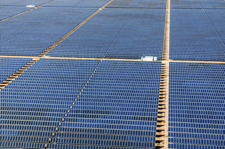 A giant new solar farm in Texas will harness the sun's rays to … brew beer?