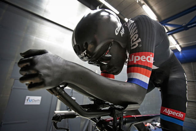 3d printed wind tunnel tested body suit tour de france cycling aerotest3dprint 3