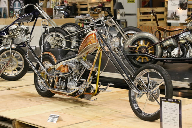 AIMExpo 2017 Custom Bike Show