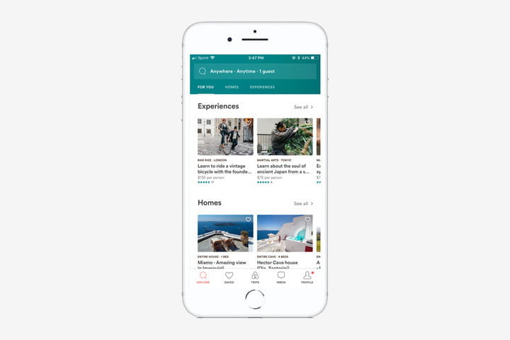 best iphone apps airbnb ios