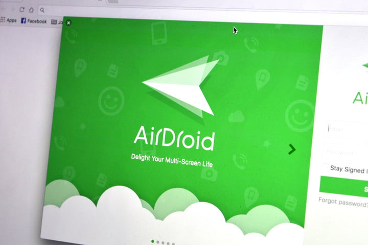 AirDroid now lets you manage Android phone files wirelessly from a computer