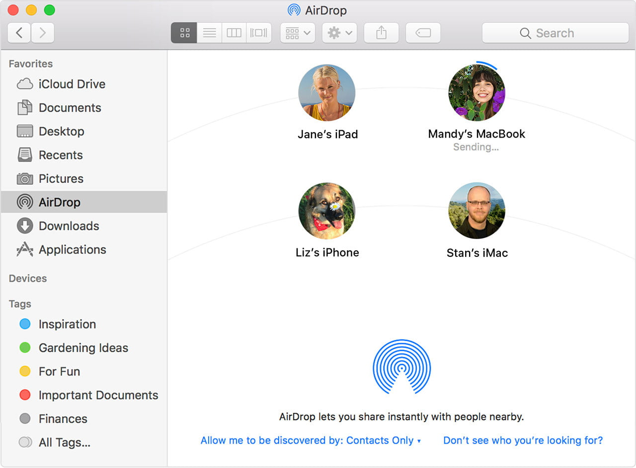 how to use airdrop airdropmacos01