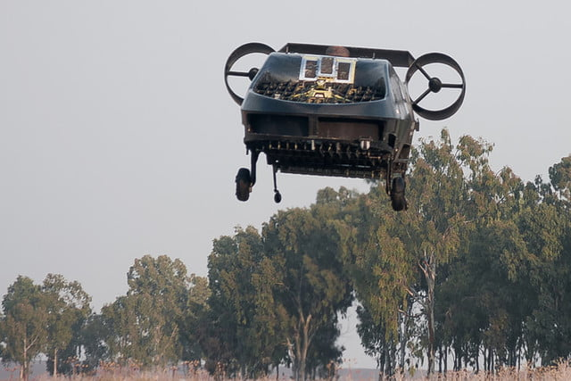 urban aeronautics tests its airmule drone airmule1