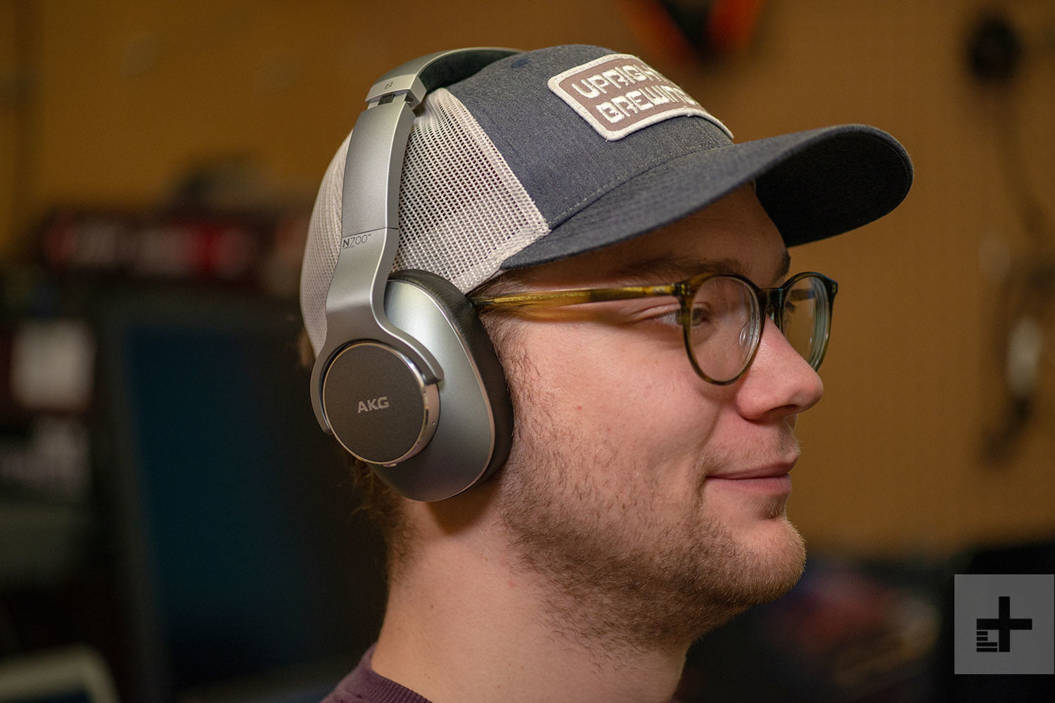 AKG's signature studio sound goes straight toyour head with these stunning cans