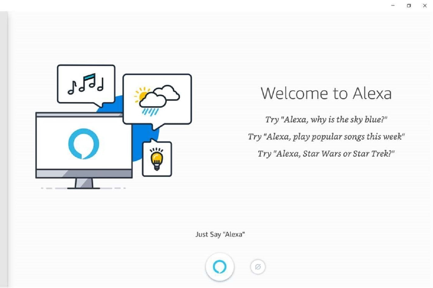 New version of Alexa app for Windows 10 offers hands-free capabilities
