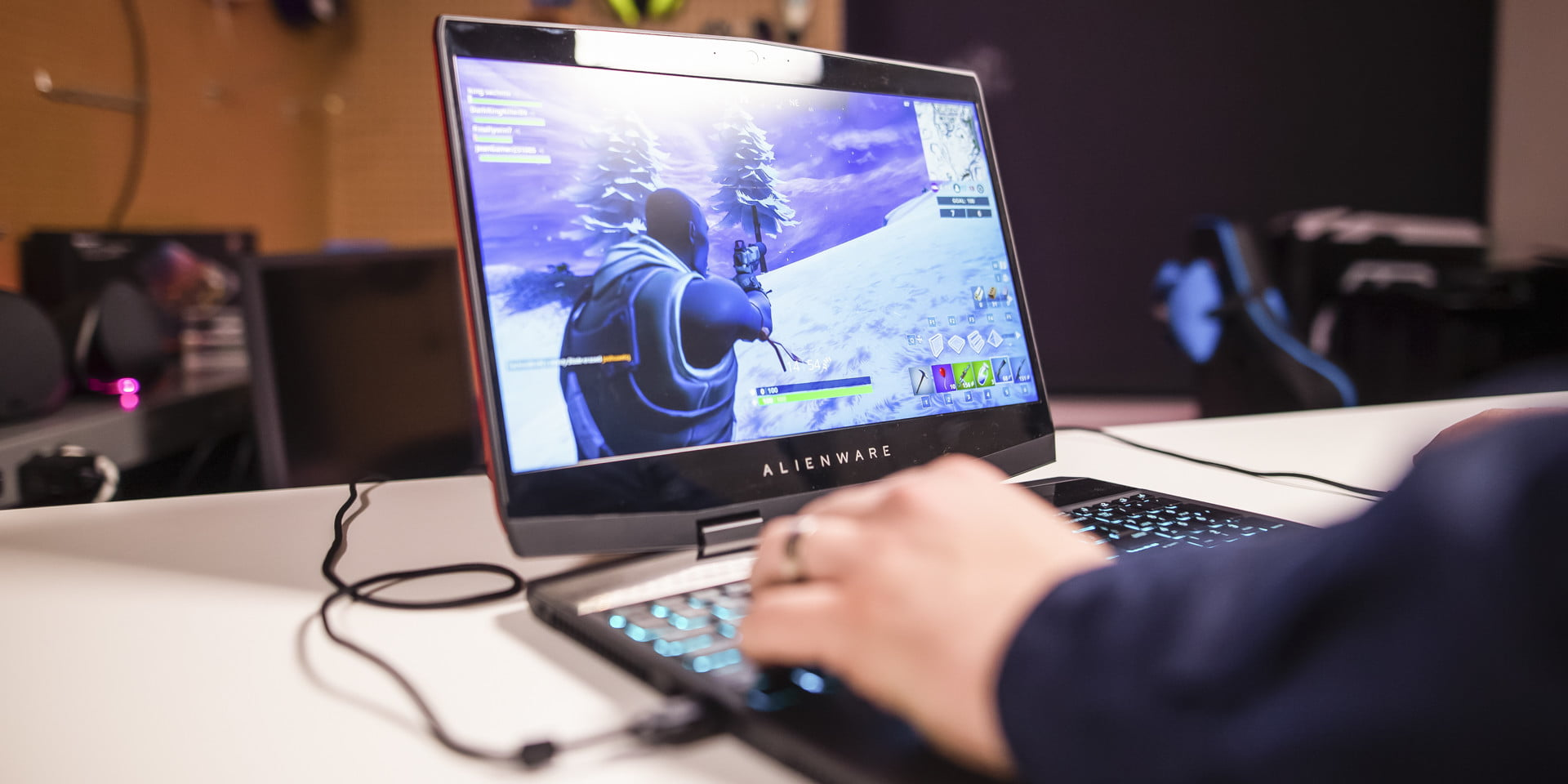 It's not just light. Alienware's m15 is an entirely new breed of gaming laptop