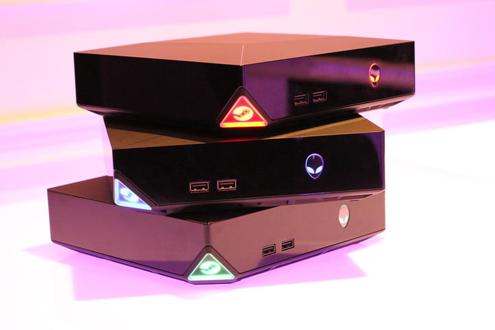 Alienware's Steam Machines will be just like a console … you won't be able to upgrade it