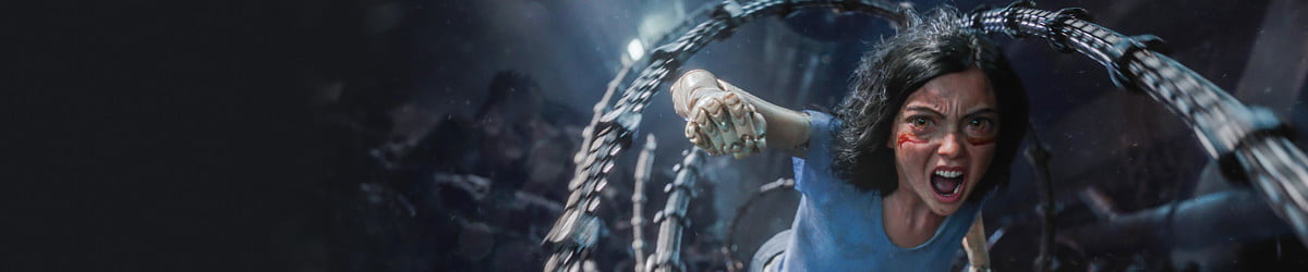 Eye-popping Alita: Battle Angel delivers a beautifully hollow cyberpunk spectacle