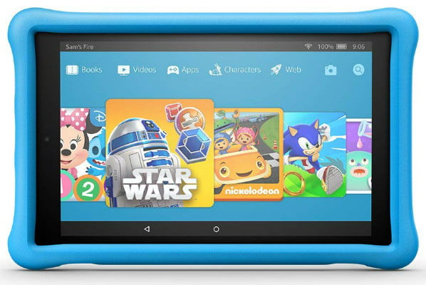 black friday amazon device deals all new fire hd 10 kids edition tablet