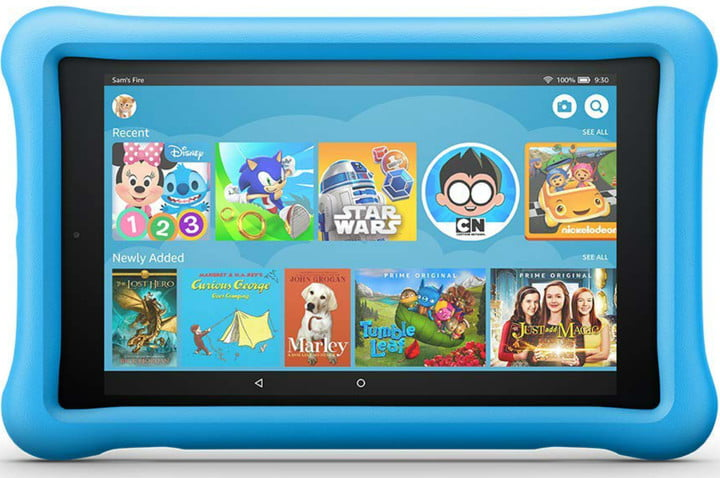 amazon deals fire tablet tv remote all new hd 8 kids edition