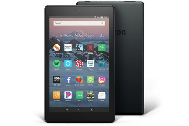 amazon deals fire tablet tv remote all new hd 8