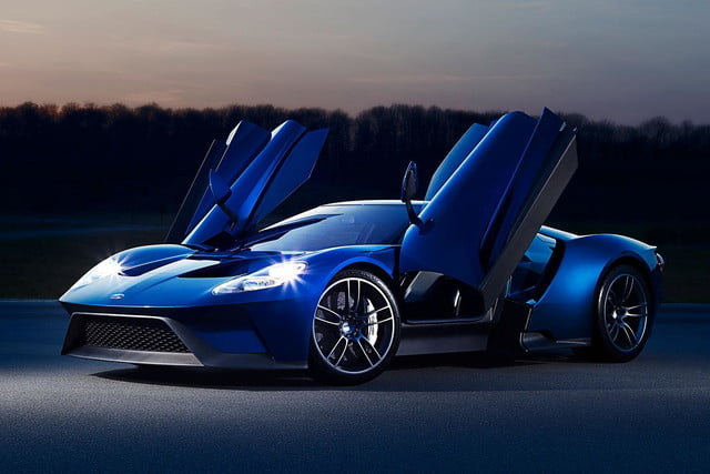 meet the man who sculpted softer side of fords hardcore 2016 gt all newfordgt 06