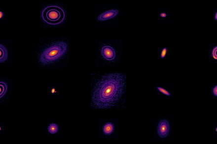 Beautiful image of young planets sheds new light on planet formation