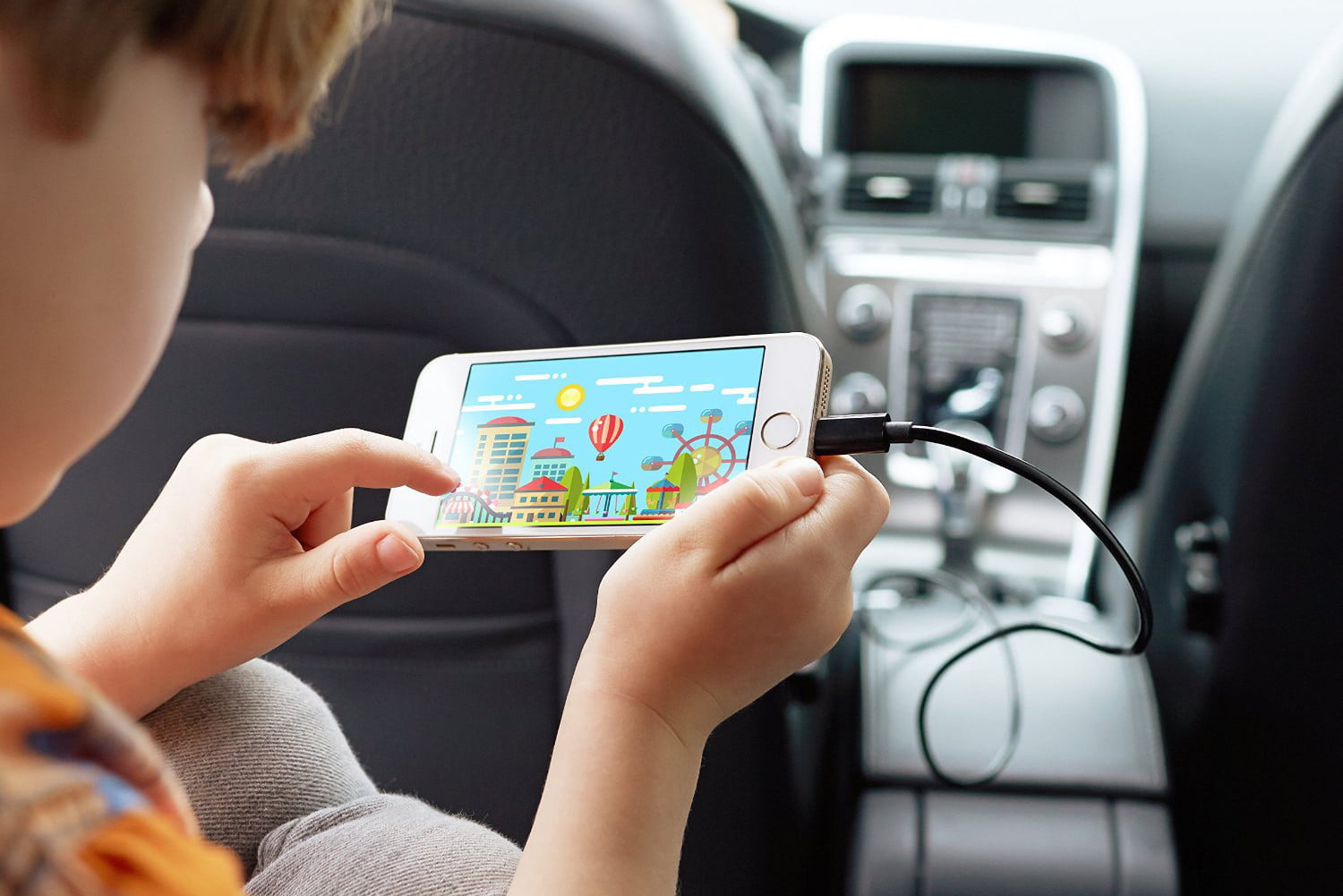 best iphone charging cable for car