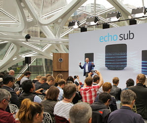 That's a lotta Alexa. Amazon drops smart subs, plugs, even a microwave