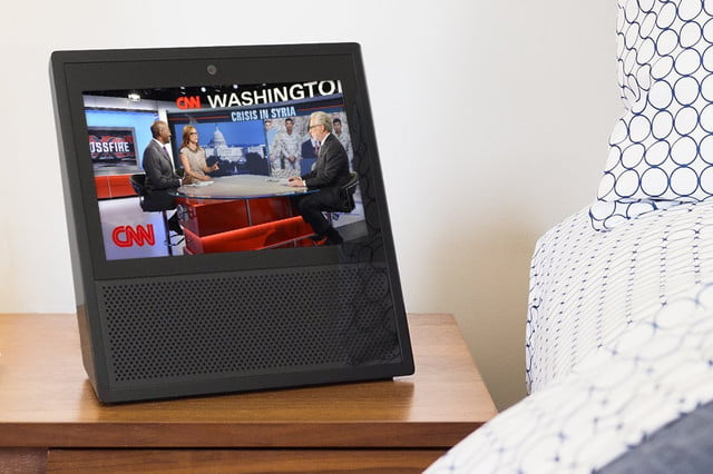 Amazon Echo Show Review CNN