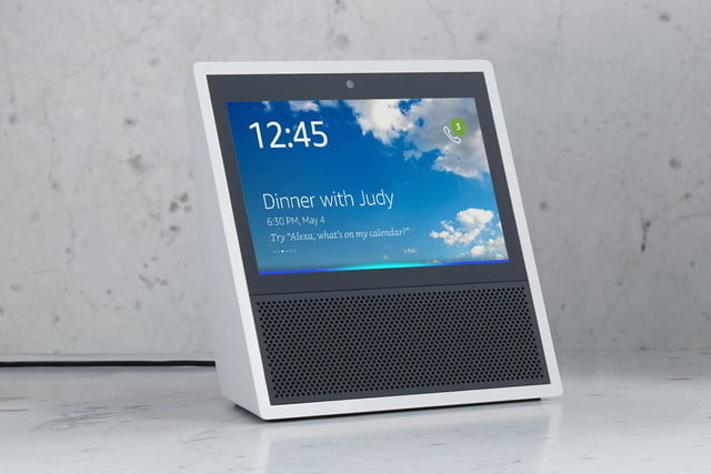 Everything you can do with the amazon echo show digital trends amazon echo show solutioingenieria Image collections