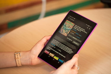 Amazon Unveils The Reader's Edition Fire HD 8 Bundle | Digital Trends