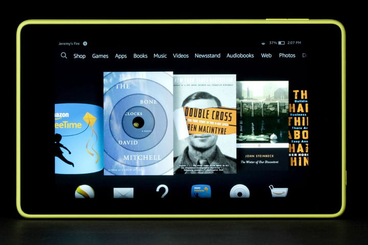 download amazon kindle android app
