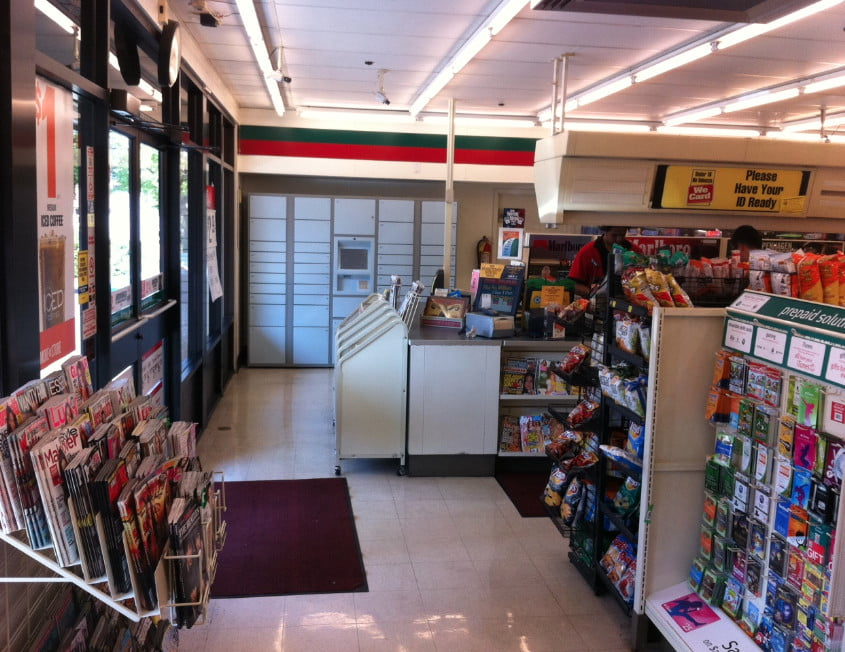 Amazon Partners With 7 Eleven For In Store Pick Ups