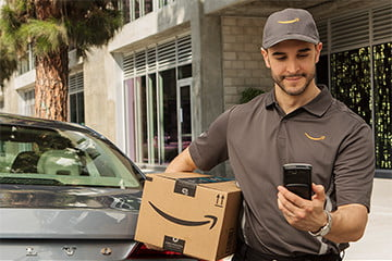 amazon delivery driver salary