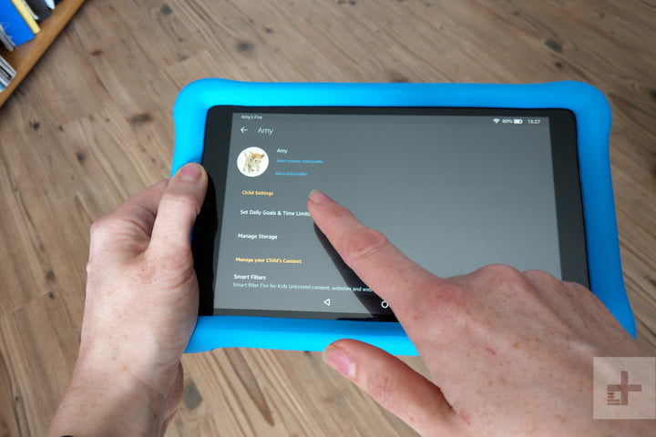 How To Set Parental Controls On Your Amazon Fire Tablet Digital Trends