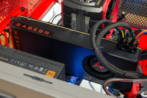 AMD Radeon RX Vega 56 and 64 Review | Digital Trends