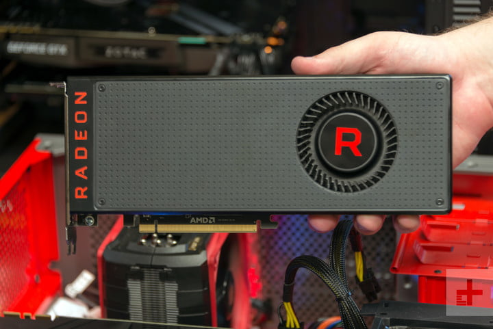 AMD Radeon RX Vega 56 dan 64 review