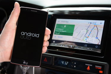 Android Auto Update Brings In-Car Interface to Phones | Digital Trends