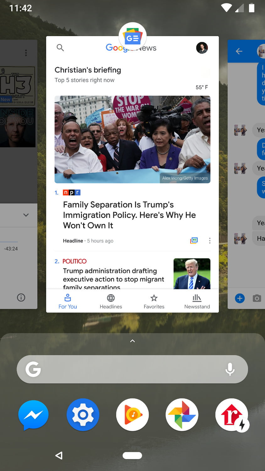 ios 12 for android