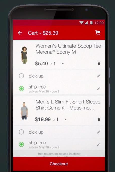android pay news target app 2