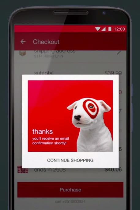 android pay news target app 4