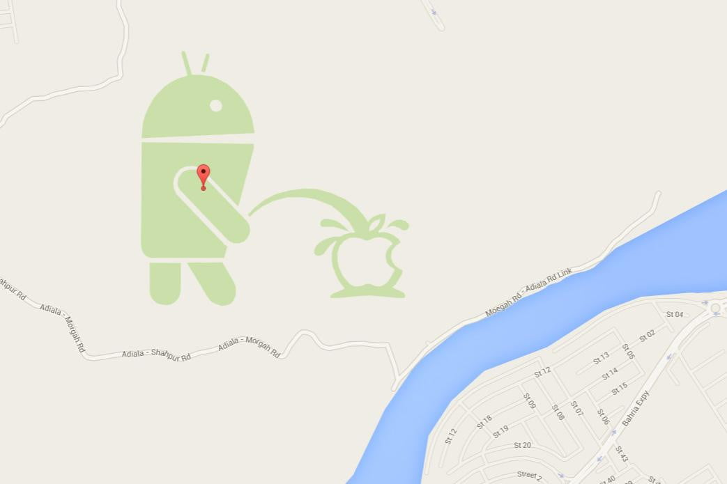 Google Map Maker Relaunches In US Complete With Antiprank - Us map maker
