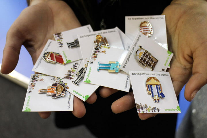 mwc 2015 android pin collecting pins 22