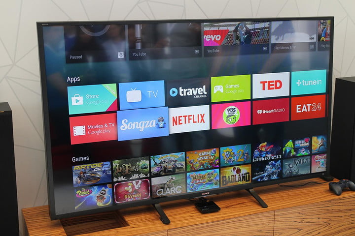 Stream Android To Tv >> Android Tv Channels Mixes Live Tv And Streaming Apps Digital Trends