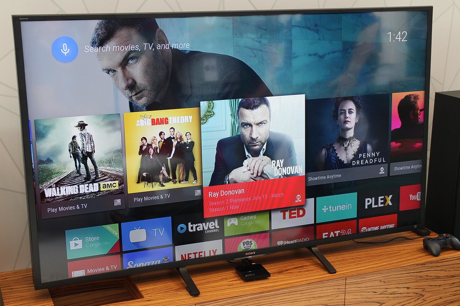 Android TV Channels Mixes Live TV and Streaming Apps | Digital Trends